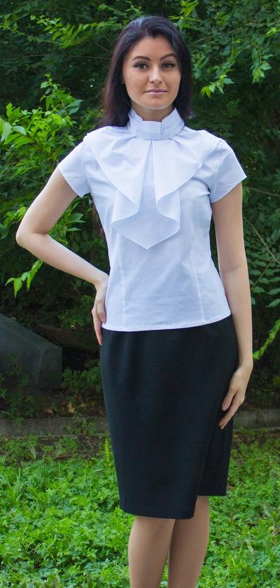 d006362797a Женские блузки для офиса из хлопка.