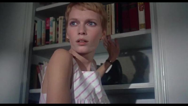 Ребенок Розмари (1968) драма, мистика, США, реж. Р. Полански