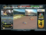 2016 NASCAR Sprint Cup - Round 36 - Homestead-Miami - HOT PASS - Часть 2