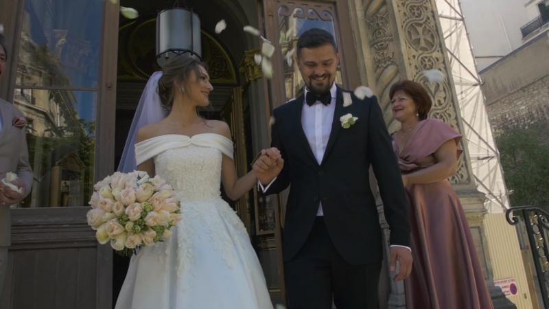 Свадьба в Париже Свадьба во Франции смотреть онлайн без регистрации