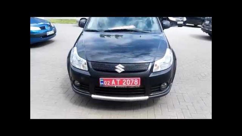 Suzuki SX4 192000 грн В розстрочку 5 081 грн міс Вінниця ID авто 250968