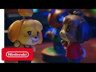 N3DS - Animal Crossing: New Leaf & N3DS - Animal Crossing: Happy Home Designer & WU - Animal Crossing: amiibo Festival