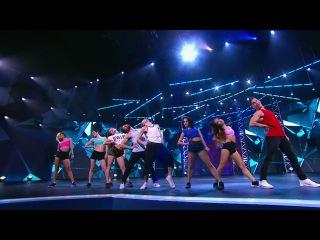 Танцы: Группа 3 (Francois Oxford & Justin Black - Kick It Down) (сезон 3, серия 13)
