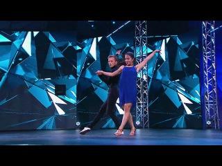 Танцы: Александр Апполонов и Джеми (Alex Wilson - Girls Girls Girls) (сезон 3, серия 13)
