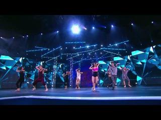 Танцы: Хореография Алексея Карпенко и Алисы Доценко. Группа 1 (сезон 3, серия 13)