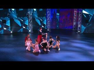 Танцы: Группа 8 (Rolf A. Krueger, Peter Eilichmann - Tango Emoción) (сезон 3, серия 13)
