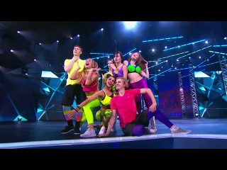 Танцы: Группа 6 (Иван Дорн - Ты Всегда В Плюсе) (сезон 3, серия 13)