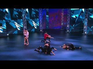 Танцы: Группа 4 (Deep Sounds - Almost Better) (сезон 3, серия 13)