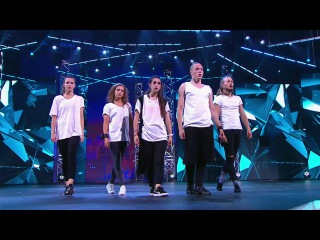 Танцы: Группа 5 (Мот - Абсолютно Всё) (Сезон 3, серия 13)