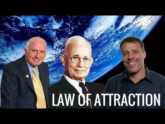 Law Of Attraction - How to Get Everything You Want By Napoleon Hill , jim Rohn Tony Robbins