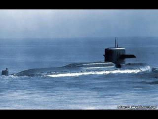 Ракетоносец АПЛ Андромеда это самая скоростная подводная лодка России