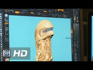**MATURE** CGI 3D Making of: