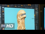 **MATURE** CGI 3D Making of: