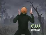 KXVO Pumpkin Dance ORIGINAL (Тыква танцует Ghostbusters)