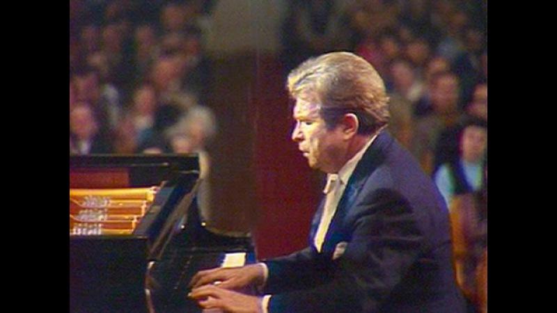 Э. Гилельс - Концерт для ф-но с оркестром и Арабеска Р. Шумана. БЗМК, 1976 г.