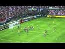 Chute Torto do Hulk - Brasil x Paraguai (Eliminatórias)