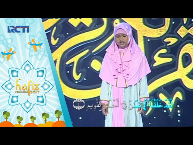 HAFIZ INDONESIA Sambung Ayat Azka Bersama Tabarak El Laboody 22 Mei 2017