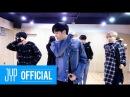 GOT7 Never Ever Dance Practice Unlock Ver Jackson такой милый и такой позитивный когда смотрит в камеру ааа а Милаха