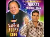 Naeem Abbas Rufi - Sanu Ek Pal Chain Na