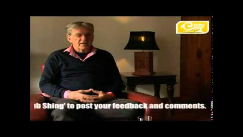 Jangchub Shing with Dr. Robert Thurman on The What How of Basic Meditation