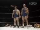 Бушидо=Салман Хасимиков и Виктор Зангиев в портере--Ямазаки и Йоджи Андж