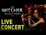 Video Game Show  The Witcher 3 Wild Hunt concert