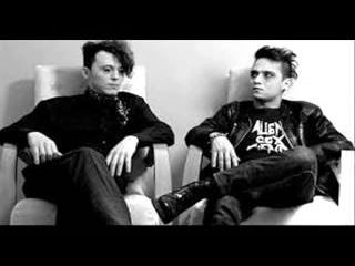 80'S 90'S 2000'S POST-PUNK, COLDWAVE, MINIMAL, SYNTH, DARKWAVE MIX 8