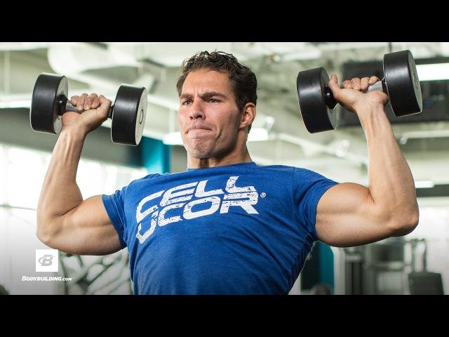 IFBB Pro Craig Capursos Ultimate Shoulder Workout
