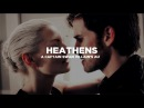 Dark!Captain Swan | Heathens