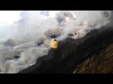 Перчинки 2. Тест парафиновой дымовой шашки.