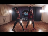 Dancehall Choreo by LiZet & Valerie   Gromov prod   Big Sean - I know you (feat. Jhene Aiko)