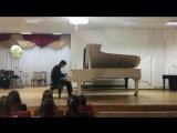 FAN Yu - Prokofiev Piano Sonata Op.28 No. 3 (Arzamas)
