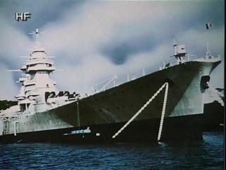 Линкор «Гнайзенау»: флагманский корабль Кригсмарине. 1 серия