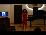 Поет : Инга Абрамян