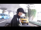 [26.09.16] Мино в аэропорту Инчхон. Возвращение из Японии.