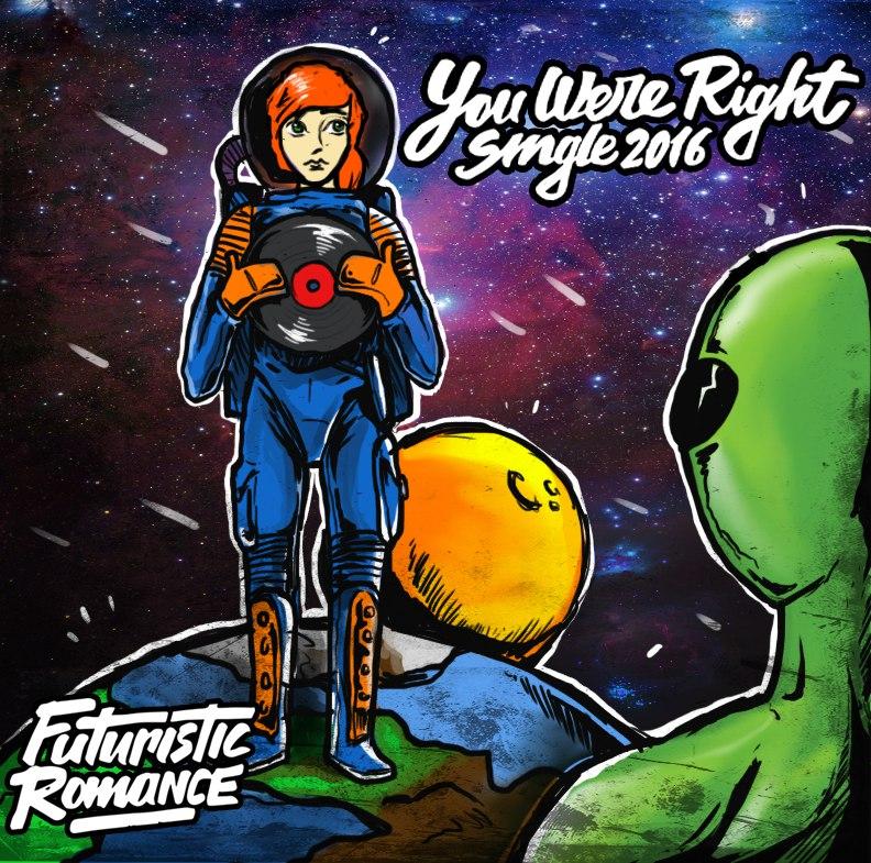 Новый сингл Futuristic Romance