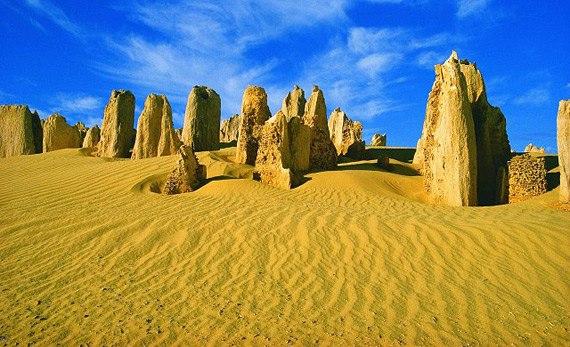 Метафора про пустыню