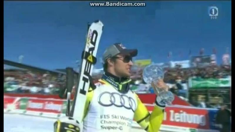 Aksel Lund SVINDAL - Super-G World Cup Winner 20112012