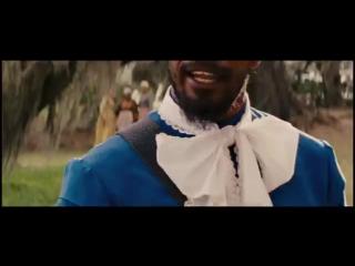 Джанго освобожденный/Django Unchained (2012) Музыкальный клип