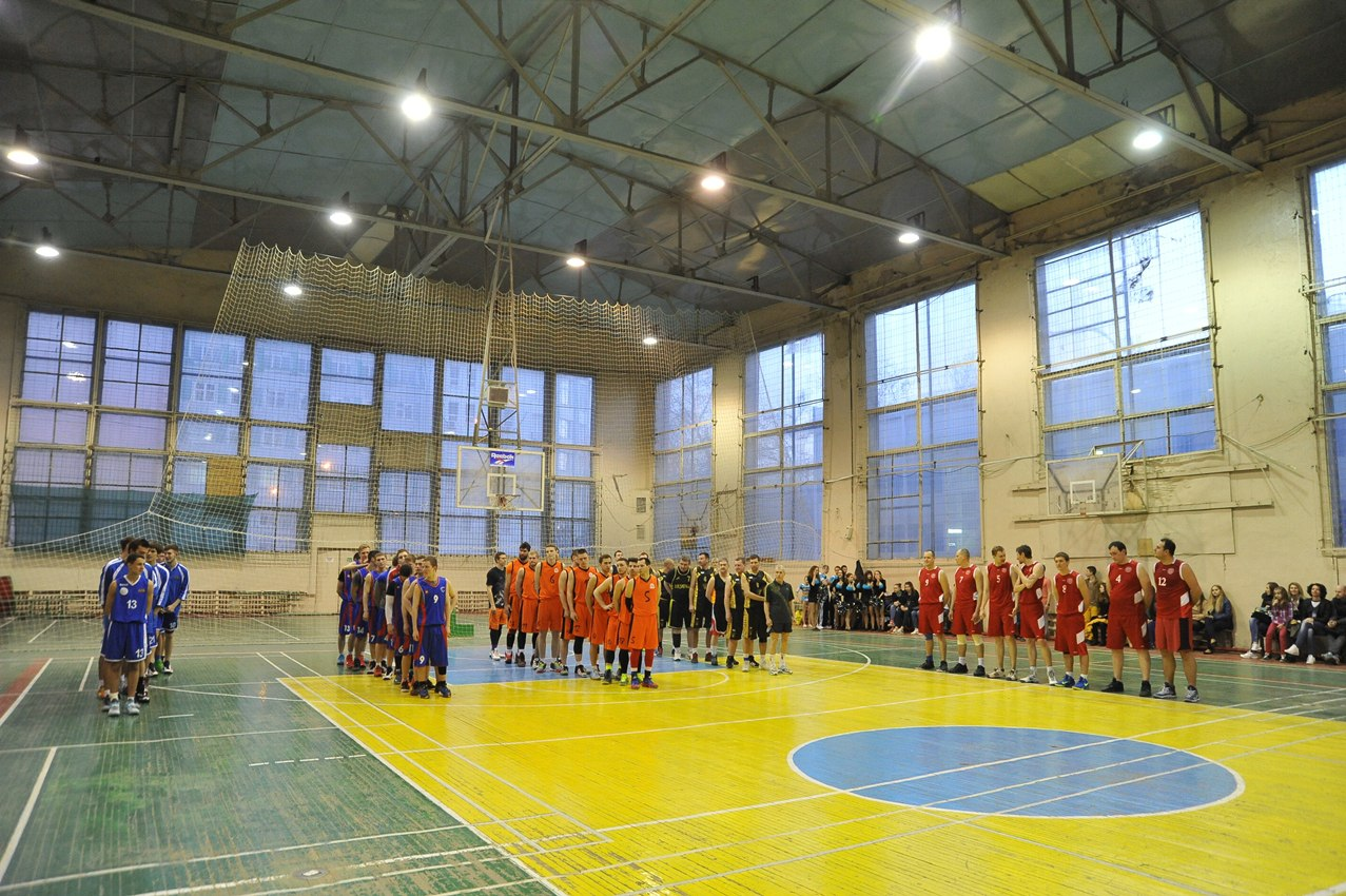В Ростове пройдет XV юбилейный турнир по баскетболу