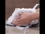 Совет как правильно чистить утюг