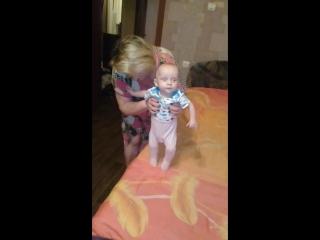 Танцули внучка