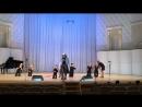 Репетиция в Зале им.П.И.Чайковского, Дрессировщик
