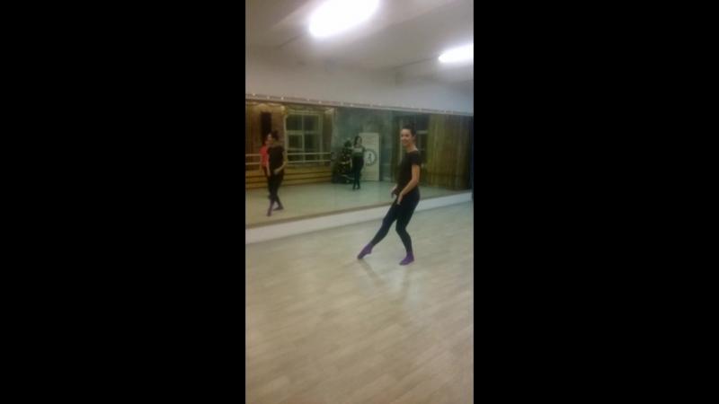 Contemporary dance с Ксенией