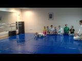 Айкидо дети 6-12 лет