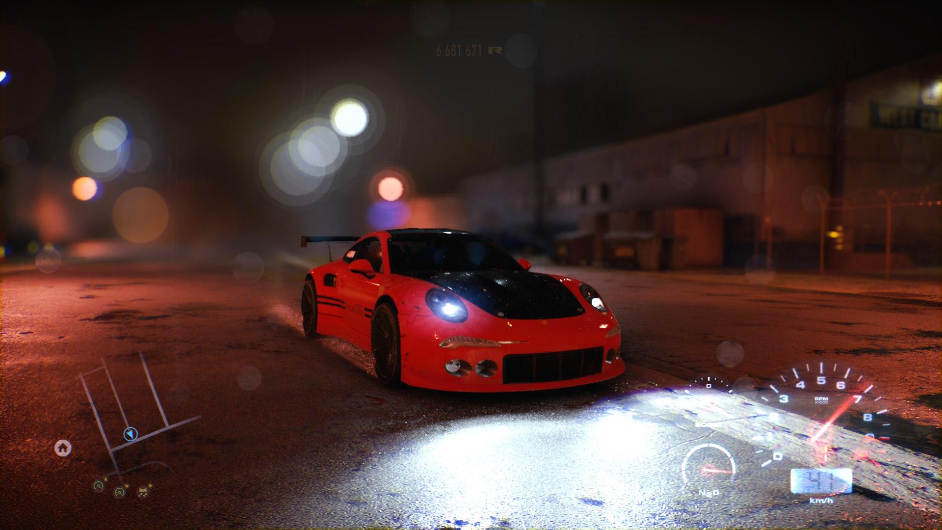 NFS16: Cinematic Tools для Другие игры - Скриншот 2