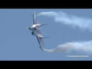 МиГ-29ОВТ МАКС 2013 солнечно МиГ-29 MiG-29OVT MAKS 2013 sunny MiG-29