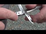 Skull Piercing Brain Slicer Arrowheads (Homemade)
