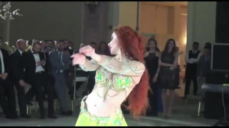 Bazaeva Oxana | Оксана Базаева - Dance in Egyptian wedding 2016