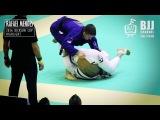 JJFJ ヒクソン・グレイシー杯国際柔術大会2016 ハファエル・メンデスハイラ&#124